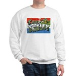 Camp Shelby Mississippi (Front) Sweatshirt