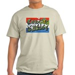 Camp Shelby Mississippi Ash Grey T-Shirt