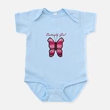 Butterfly Girl Infant Bodysuit