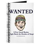 Wanted: A Few Good Brains Journal