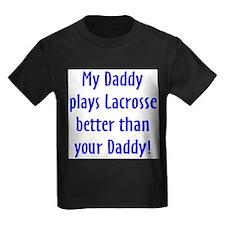 daddy lacrosse T-Shirt