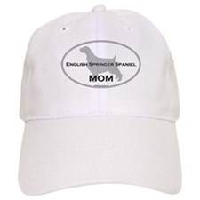 En Springer Spaniel MOM Baseball Cap