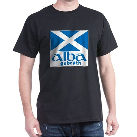 Long Live Alba! Dark T-Shirt