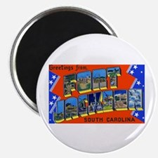 "Fort Jackson South Carolina 2.25"" Magnet (10 pack)"