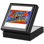 Fort Jackson South Carolina Keepsake Box