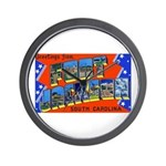 Fort Jackson South Carolina Wall Clock