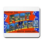 Fort Jackson South Carolina Mousepad