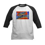 Fort Jackson South Carolina Kids Baseball Jersey