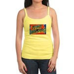 Fort Jackson South Carolina Jr. Spaghetti Tank