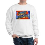 Fort Jackson South Carolina (Front) Sweatshirt