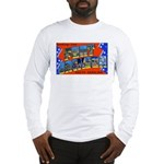 Fort Jackson South Carolina Long Sleeve T-Shirt