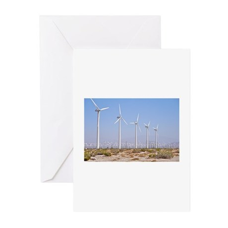 Wind Power Greeting Cards (Pk of 10)