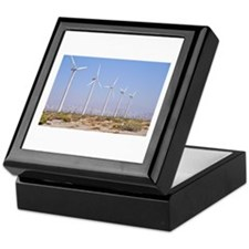Wind Power Keepsake Box