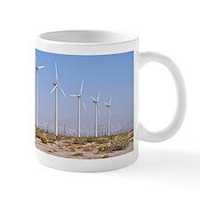 Wind Power Small Mugs