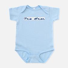 Pau Hana Infant Bodysuit