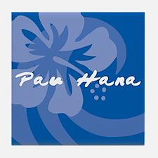 Pau Hana Tile Coaster
