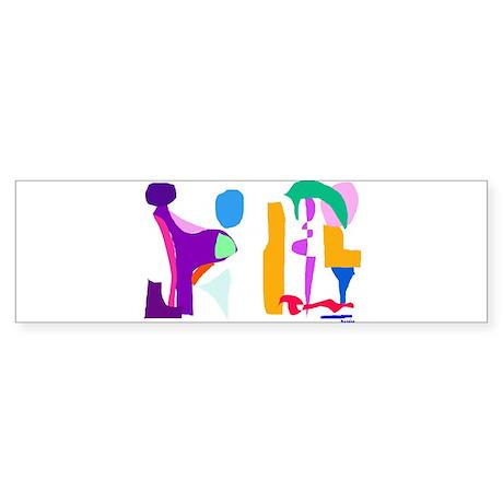 Imaginations Sticker (Bumper)