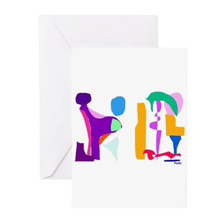 Imaginations Greeting Cards (Pk of 10)