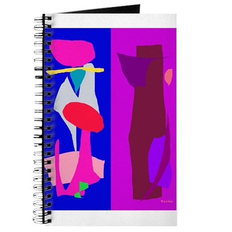 Two Imaginations Journal