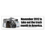 Change 2012 Sticker (Bumper 10 pk)