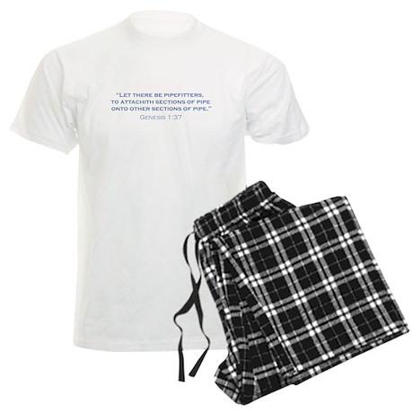 Pipefitters / Genesis Men's Light Pajamas