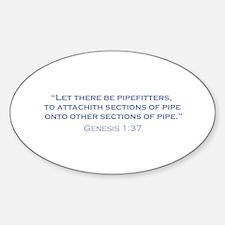 Pipefitters / Genesis Decal