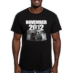 Change 2012 Men's Fitted T-Shirt (dark)