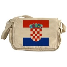 Croatia.png Messenger Bag