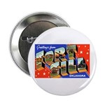 Fort Sill Oklahoma Button