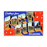 Fort Sill Oklahoma Mini Poster Print