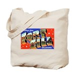 Fort Sill Oklahoma Tote Bag