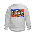 Fort Sill Oklahoma Kids Sweatshirt