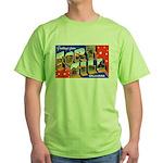 Fort Sill Oklahoma Green T-Shirt