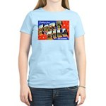 Fort Sill Oklahoma (Front) Women's Pink T-Shirt