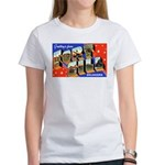 Fort Sill Oklahoma (Front) Women's T-Shirt