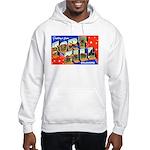 Fort Sill Oklahoma (Front) Hooded Sweatshirt