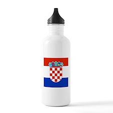 Croatia.png Water Bottle