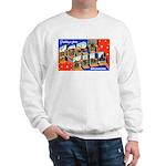 Fort Sill Oklahoma (Front) Sweatshirt