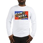 Fort Sill Oklahoma (Front) Long Sleeve T-Shirt