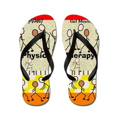 Physical Therapy Flip Flops