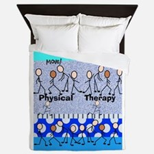 Physical Therapy Queen Duvet