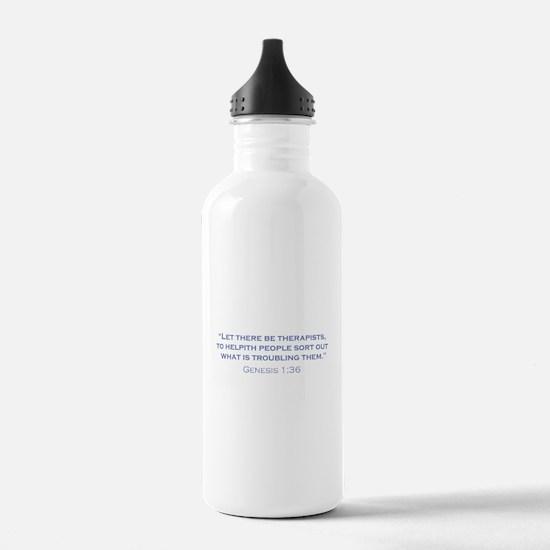 Therapists / Genesis Water Bottle