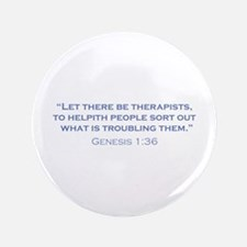 "Therapists / Genesis 3.5"" Button"