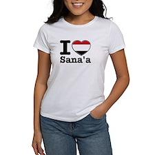 I Love Sanaa Tee