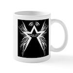 Black Star Radio Black Mug