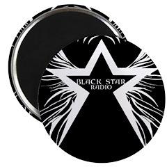 Black Star Radio Black 2.25