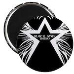 Black Star Radio Black Magnet