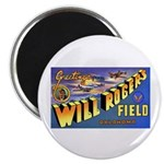 Will Rogers Field Oklahoma Magnet