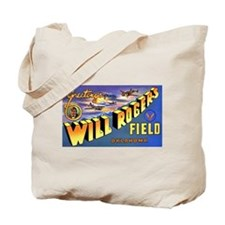 Will Rogers Field Oklahoma Tote Bag