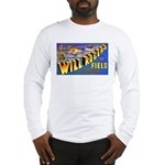 Will Rogers Field Oklahoma (Front) Long Sleeve T-S